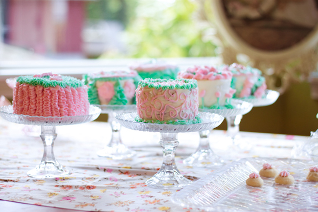 How To Make A Miniature Glass Cake Stand
