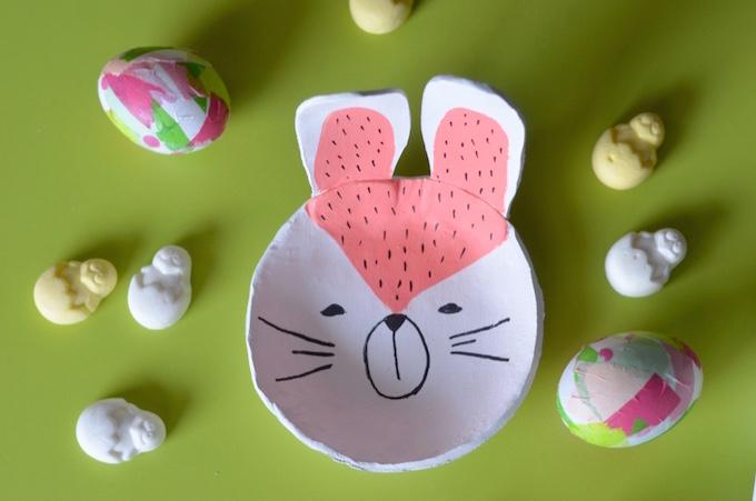 Coniglio di Pasqua fai da te - Almalu's Place