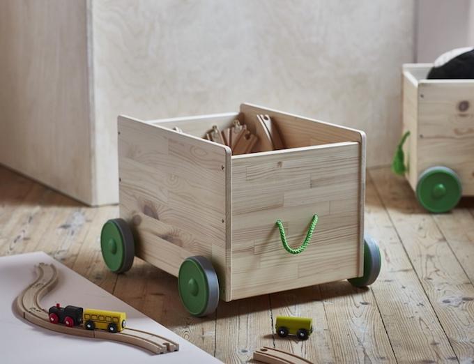 Ikea flisat design scandinavo per bambini - Ikea seggioloni per bambini ...