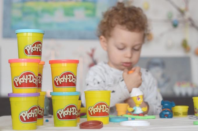 Giochi da fare in casa per i bambini Play Doh