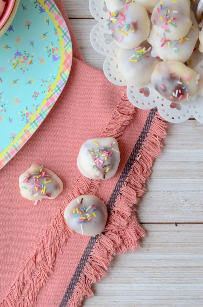 ricetta della squarcella e dolcetti col naspro