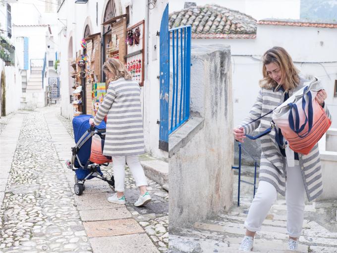 borsa per passeggino