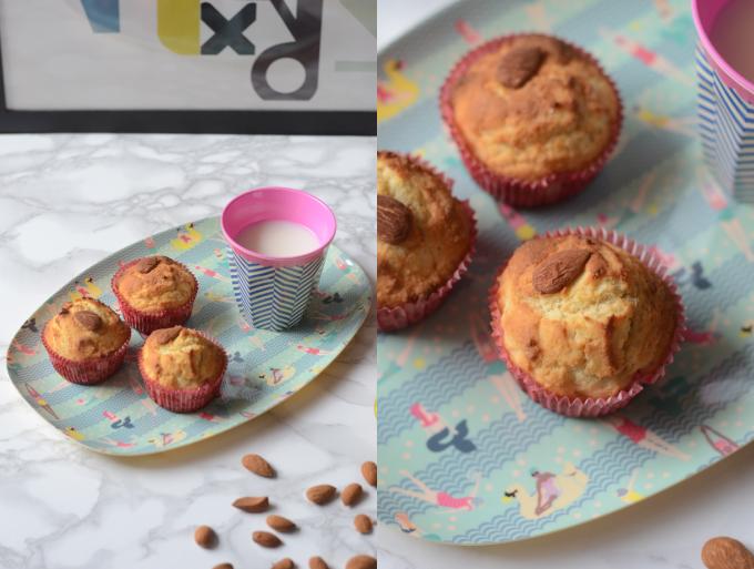 ricetta muffin dietetici