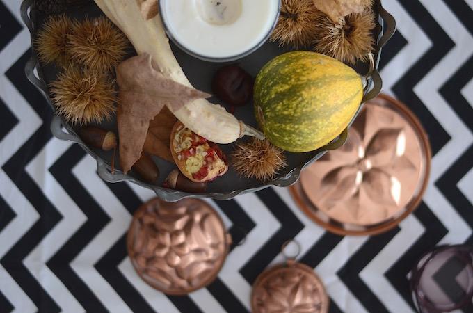 {Food} La mia casa vestita d'autunno e una ricetta!