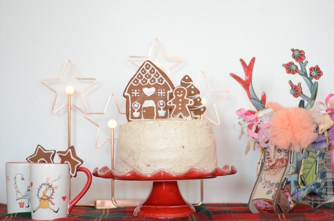 torta zenzero e cannella