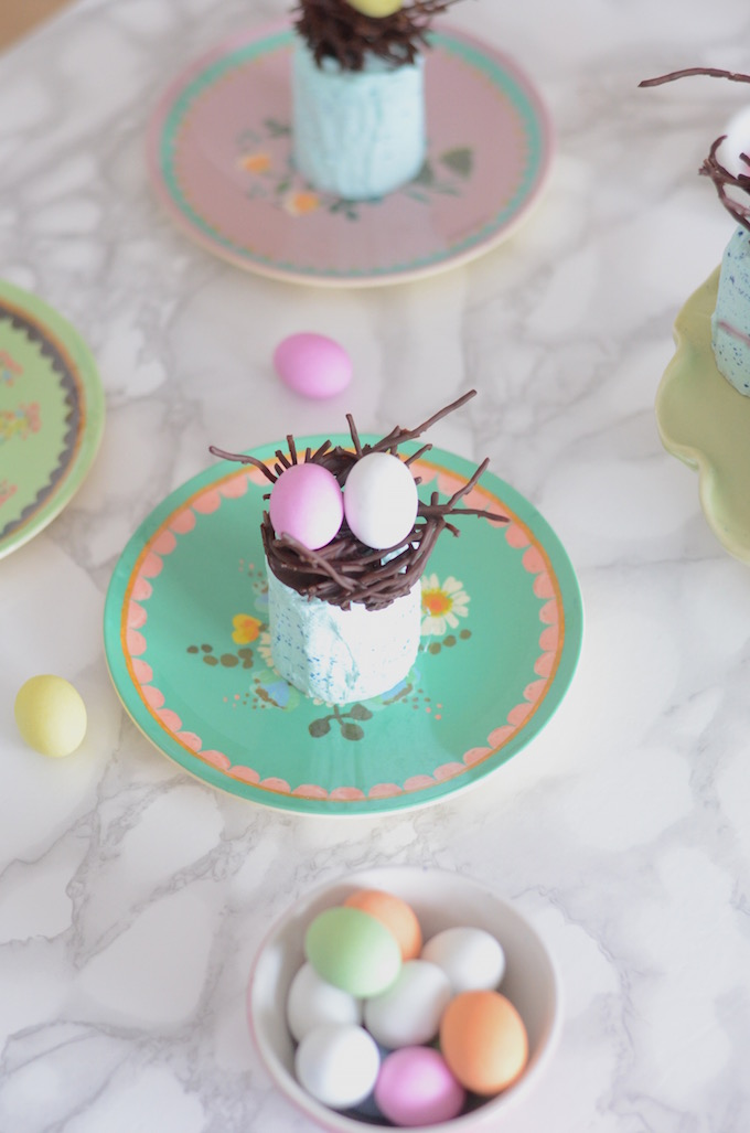 nidi di cioccolato