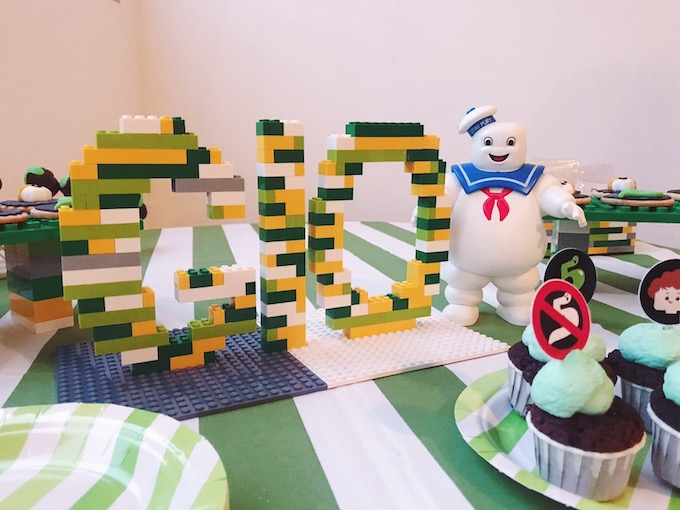 lego ghostbusters party