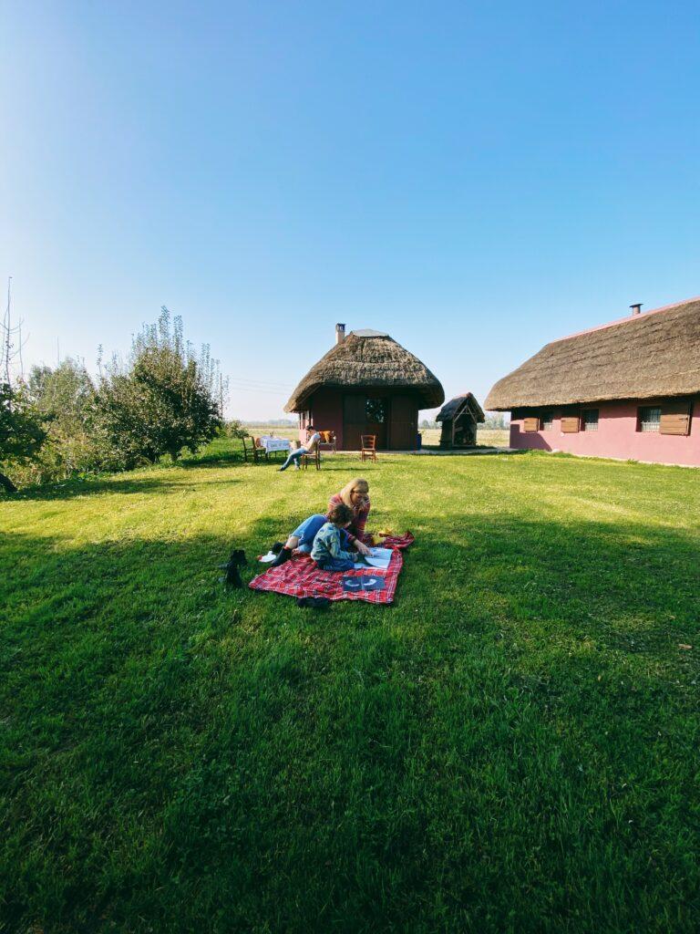 picnic alle capanne di bassara